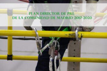 ADEMI colabora en el V Plan Director de PRL de la Comunidad de Madrid