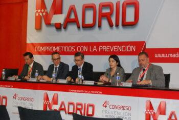 ADEMI en el IV Congreso de PRL organizado por el IRSST