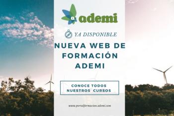 ADEMI lanza su nuevo portal de formación http://portalformacion.ademi.com