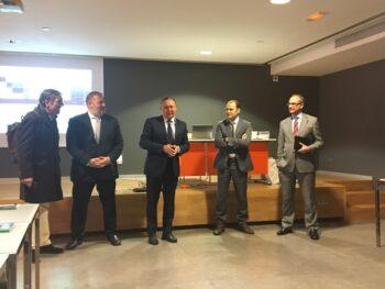 ADEMI organiza el Comité Itinerante de Seguridad y Salud en Granada