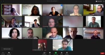 El Comité de Formación de ADEMI se reúne virtualmente para tratar la actualidad en este campo