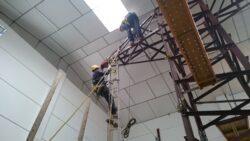 Campaña de Asesoramiento Preventivo en la Elaboración de Procedimientos de Trabajos en Altura en Centros de Trabajo del Sector Metal.